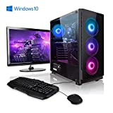 Megaport Super Méga Pack Raystorm - Unité Centrale PC Gamer Complet Intel Core i7-9700F • Ecran...