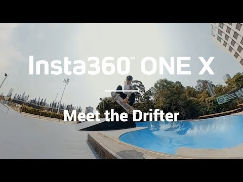 Insta360 ONE X - Drift Shot