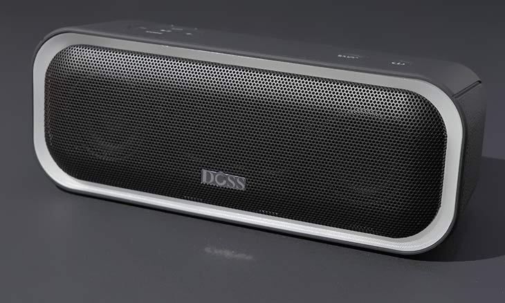 Enceinte Bluetooth Doss SoundBox Pro.