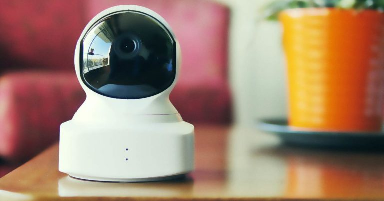 Test YI Cloud Dome Camera de Surveillance 1080p.