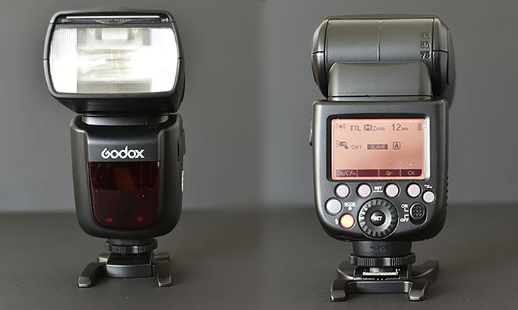 Flash cobra TTL pour Panasonic