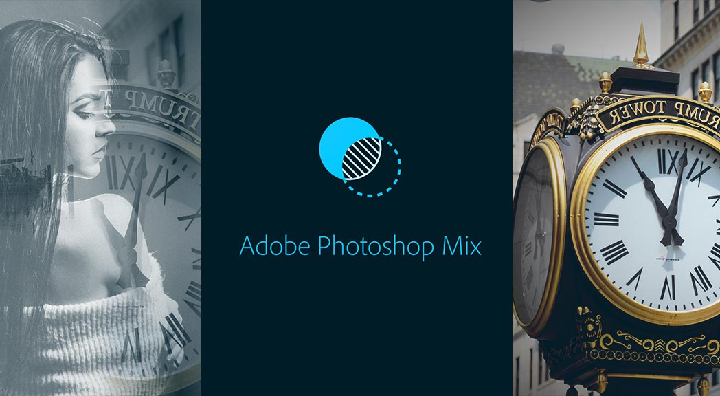 Photoshop Mix : mixez vos photos avec votre mobile.