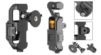 Read more about the article Support de fixation DJI Osmo pocket