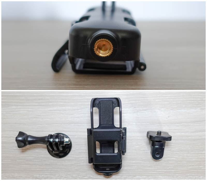 Support fixation DJI Osmo Pocket