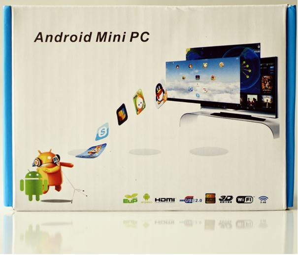Clé USB Android TV.